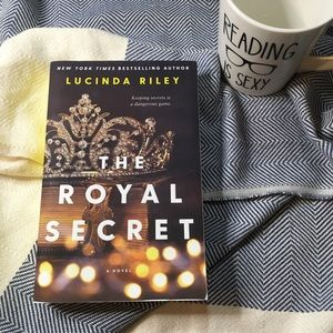 """The Royal Secret"" by Lucinda Riley"